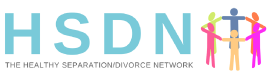 Healthy Separation Divorce Network Logo